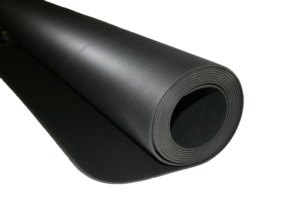 corrugated rubber matting