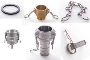 hose couplings and accessories