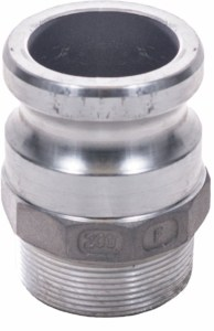 part F male adapter